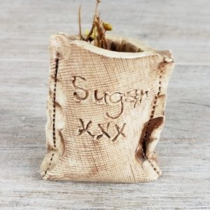 "Ceramic Vintage RLT ""Sugar"" Bag"